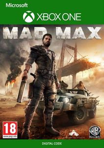 Mad Max Xbox One (UK)