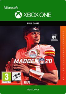 Madden NFL 20 Ultimate Superstar Edition Xbox One