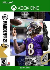 Madden NFL 21: Deluxe Edition Xbox One (EU)