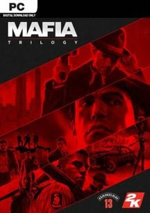 Mafia Trilogy PC (EU)