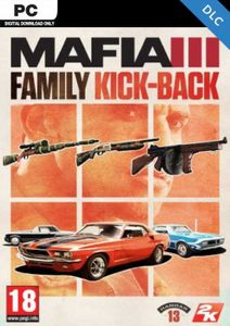Mafia III Family Kick Back Pack PC - DLC (EU)