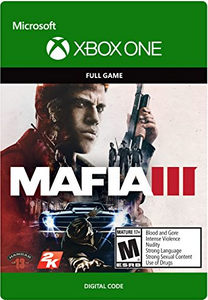 Mafia III 3 Xbox One