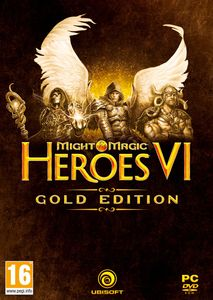 Might and Magic Heroes VI 6: Gold Edition PC