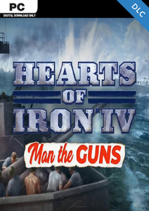 Hearts of Iron IV 4 Man the Guns PC DLC
