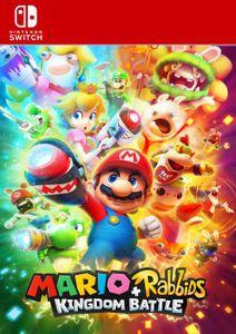 Mario and Rabbids Kingdom Battle Switch (EU)