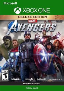 Marvel's Avengers Deluxe Edition Xbox One (UK)