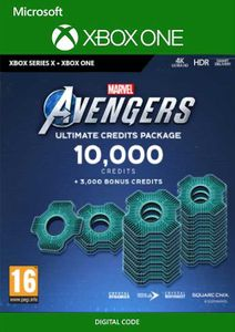 Marvel's Avengers: Ultimate Credits Package Xbox One