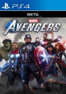 Marvel's Avengers Beta Access PS4