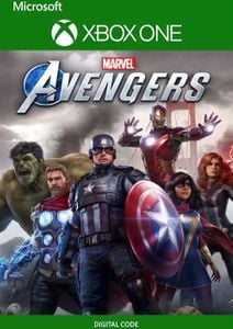 Marvel's Avengers Xbox One (UK)