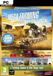 Mega Farming Collection - 7 Pack PC