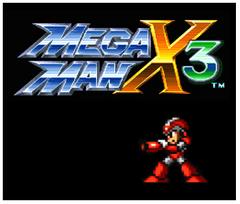 Mega Man X3 3DS - Game Code (ENG)