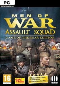 Men of War Assault Squad Game of the Year edition PC
