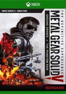 Metal Gear Solid V: The Definitive Experience Xbox One (UK)