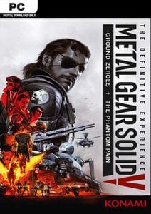 Metal Gear Solid V 5 Definitive Experience PC