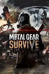 Metal Gear Survive PC