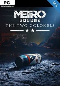 Metro Exodus - The Two Colonels PC - DLC