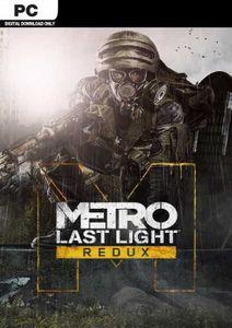 Metro Last Light Redux PC