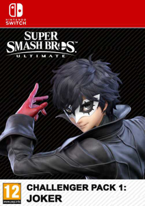 Super Smash Bros. Ultimate Joker Challenger Pack Switch (EU)