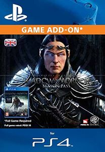 Middle-earth Shadow of Mordor Season Pass PS4
