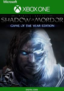 Middle-Earth: Shadow of Mordor -  Game of the Year Edition Xbox One (UK)