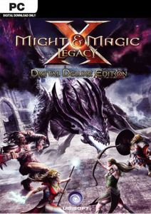 Might & Magic X Legacy - Deluxe Edition PC