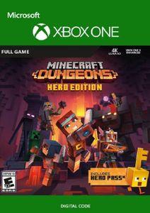 Minecraft Dungeons Hero Edition Xbox One (UK)