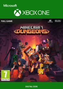 Minecraft Dungeons Xbox One (UK)