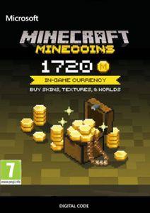 Minecraft: 1720 Minecoins