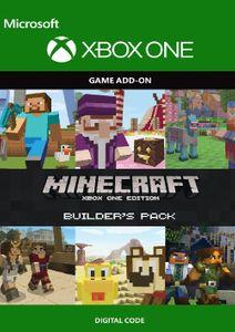 Minecraft Builder's Pack Xbox One