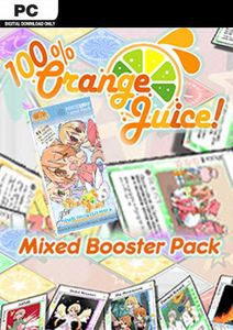 100% Orange Juice  Mixed Booster Pack PC