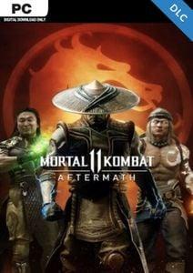 Mortal Kombat 11 Aftermath PC - DLC