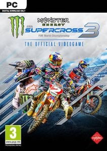Monster Energy Supercross - The Official Videogame 3 PC