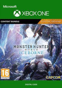 Monster Hunter World: Iceborne Deluxe Edition Xbox One