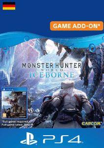 Monster Hunter World: Iceborne PS4 (Germany)