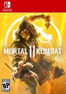 Mortal Kombat 11 Switch (US)