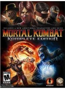 Mortal Kombat Komplete Edition PC