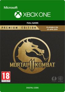 Mortal Kombat 11 Premium Edition Xbox One (UK)