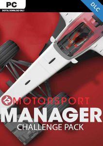 Motorsport Manager - Challenge Pack PC DLC