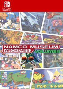 Namco Museum Archives Vol 2 Switch (EU)
