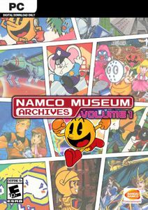 Namco Museum Archives Volume 1 PC