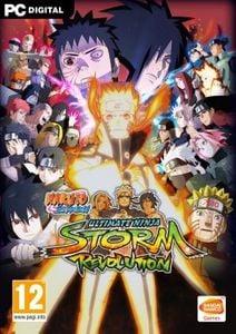 Naruto Shippuden: Ultimate Ninja Storm Revolution PC