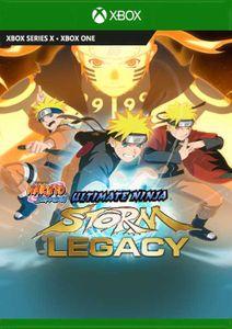 Naruto Shippuden: Ultimate Ninja Storm Legacy Xbox One (UK)