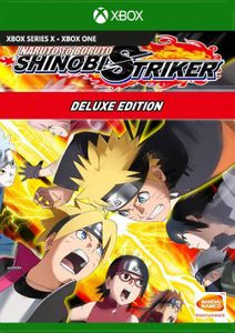 NARUTO TO BORUTO SHINOBI STRIKER Deluxe Edition Xbox One (US)