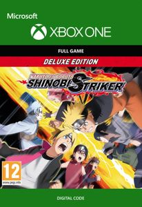 Naruto To Buruto Shinobi Striker Deluxe Edition Xbox One