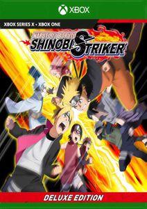 Naruto To Buruto Shinobi Striker Deluxe Edition Xbox One (UK)