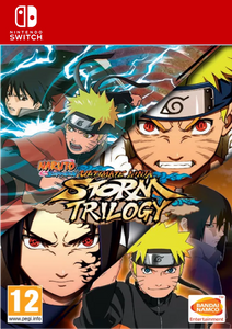 NARUTO SHIPPUDEN Ultimate Ninja Storm Trilogy Switch (EU)