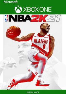 NBA 2K21 Xbox One (EU)