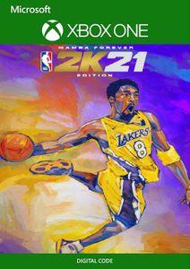 NBA 2K21 Mamba Forever Edition Xbox One (UK)
