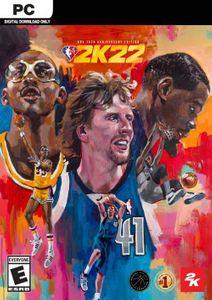 NBA 2K22 75th Anniversary Edition PC (EU)