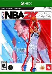 NBA 2K22 Xbox One (UK)